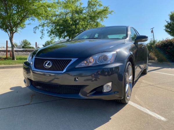 2010 Lexus IS in Arlington, TX