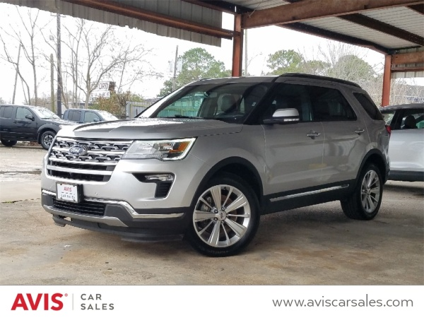 2019 Ford Explorer in Houston, TX