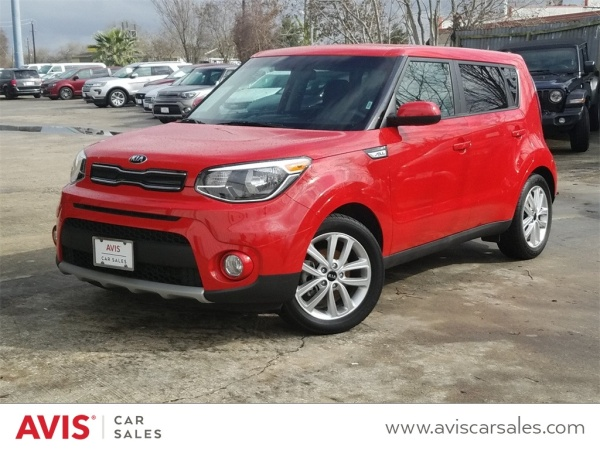 2019 Kia Soul in Houston, TX