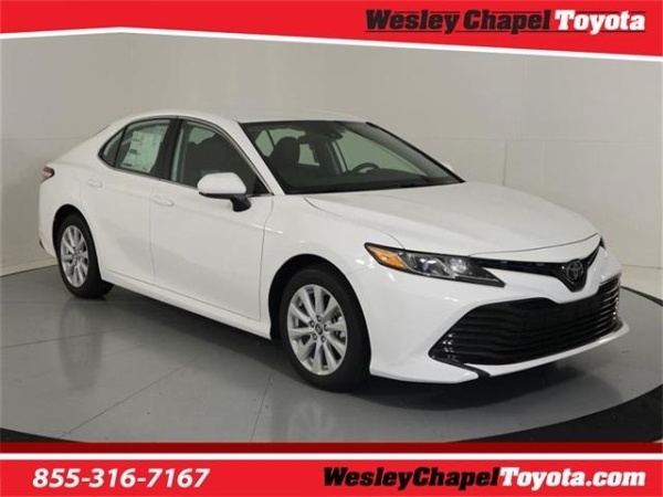 2020 Toyota Camry in Wesley Chapel, FL