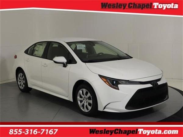 2020 Toyota Corolla in Wesley Chapel, FL