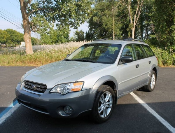 2007 Subaru Outback in Shelby Township, MI
