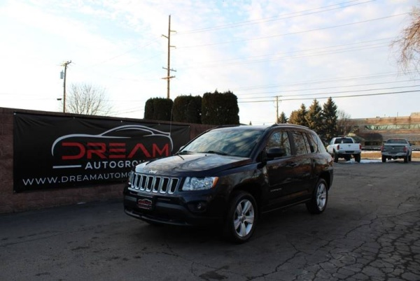 2011 Jeep Compass in Shelby Township, MI