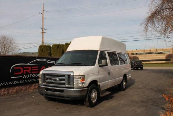 2011 Ford Econoline Cargo Van in Shelby Township, MI