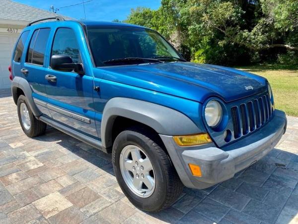2006 Jeep Liberty in Sarasota, FL