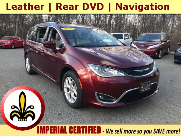 2017 Chrysler Pacifica in Milford, MA