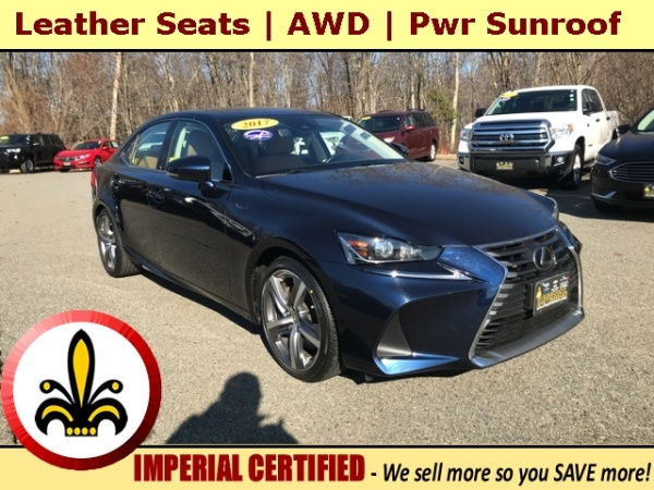 2017 Lexus IS in Milford, MA