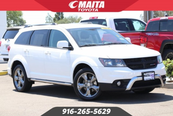 2017 Dodge Journey Crossroad Plus