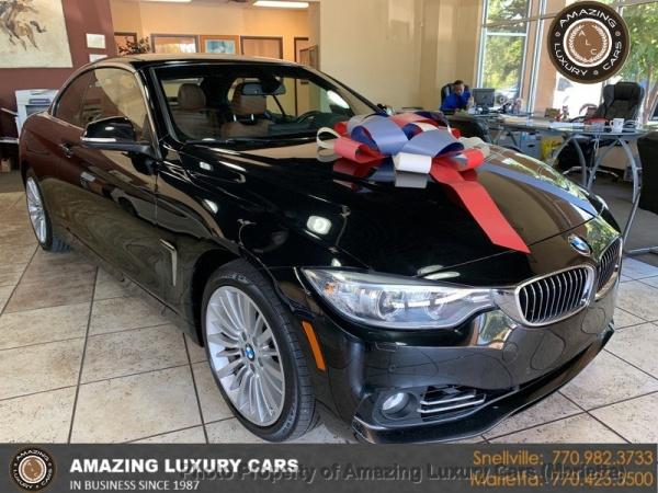 2015 BMW 4 Series in Marietta, GA