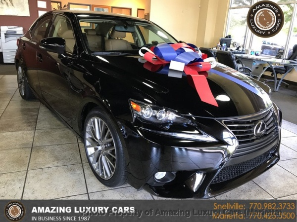 2014 Lexus IS in Marietta, GA