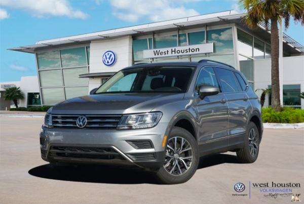 2020 Volkswagen Tiguan in Houston, TX