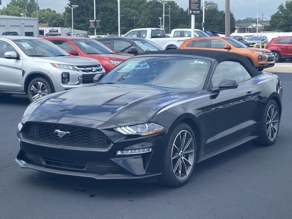 2019 Ford Mustang EcoBoost Premium Convertible For Sale In