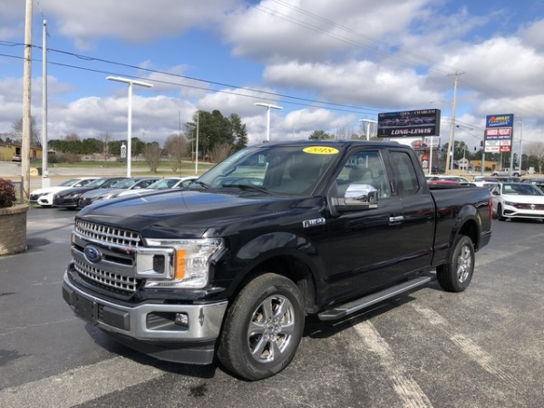 2018 Ford F-150 in Muscle Shoals, AL