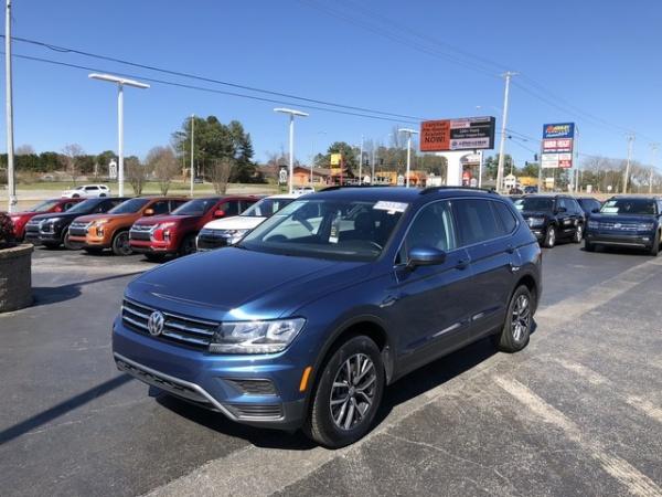 2019 Volkswagen Tiguan in Muscle Shoals, AL