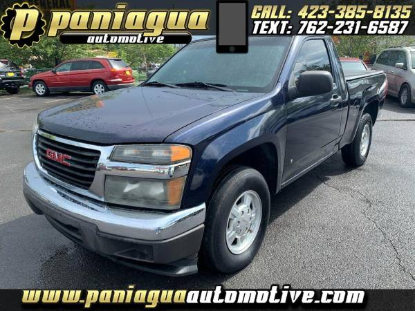 2007 GMC Canyon Work Truck