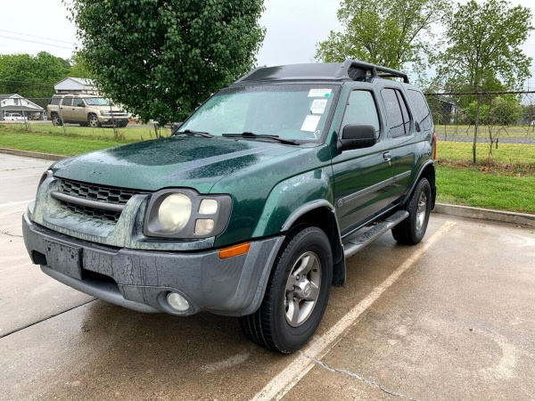 2002 Nissan Xterra in East Ridge, TN