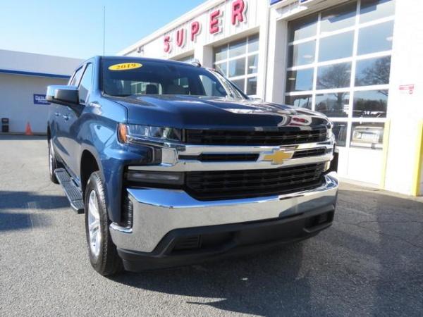 2019 Chevrolet Silverado 1500 in Kannapolis, NC