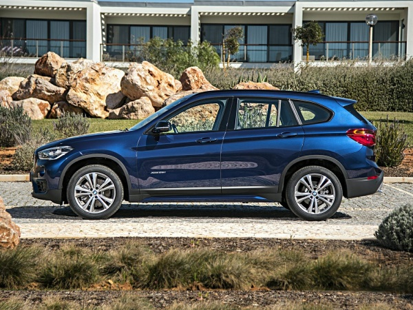2016 BMW X1 in National City, CA