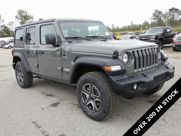 2020 Jeep Wrangler in Burgaw, NC