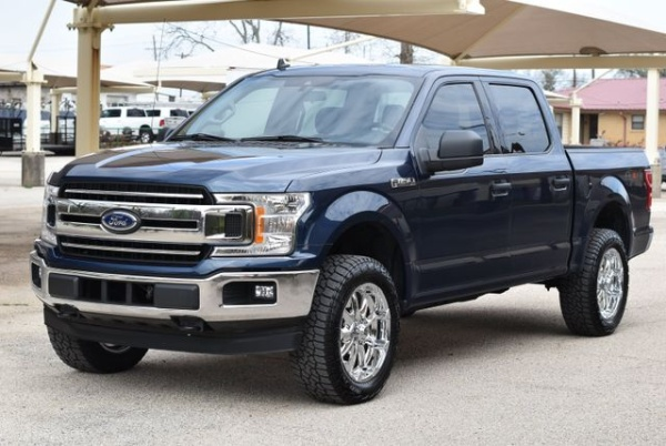 2019 Ford F-150 in Weatherford, TX