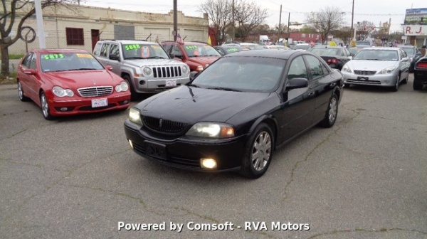 2005 Lincoln LS Sport