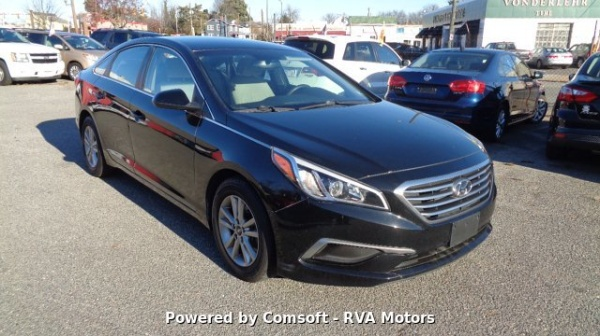2016 Hyundai Sonata in Richmond, VA