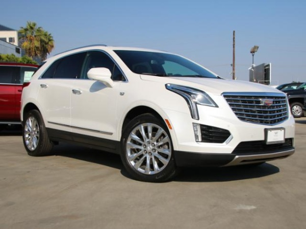 2017 Cadillac Xt5 Platinum Awd For Sale In Los Angeles Ca Truecar