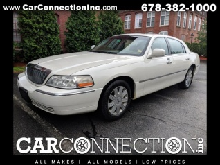 Used Lincoln Town Car For Sale In Norcross Ga 13 Used Town Car