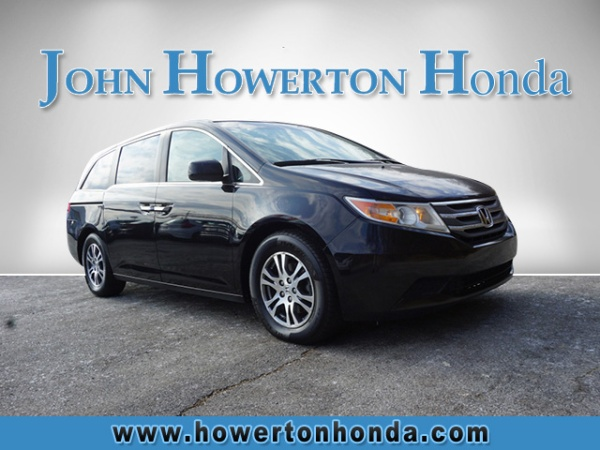 2012 Honda Odyssey in Beckley, WV