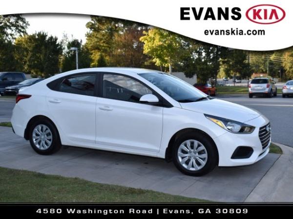 2019 Hyundai Accent in Evans, GA