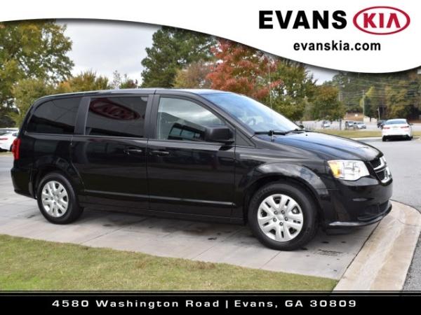 2018 Dodge Grand Caravan in Evans, GA