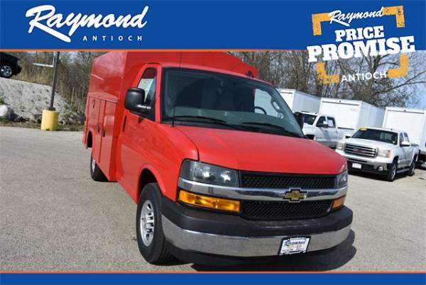 2020 Chevrolet Express Commercial Cutaway in Antioch, IL