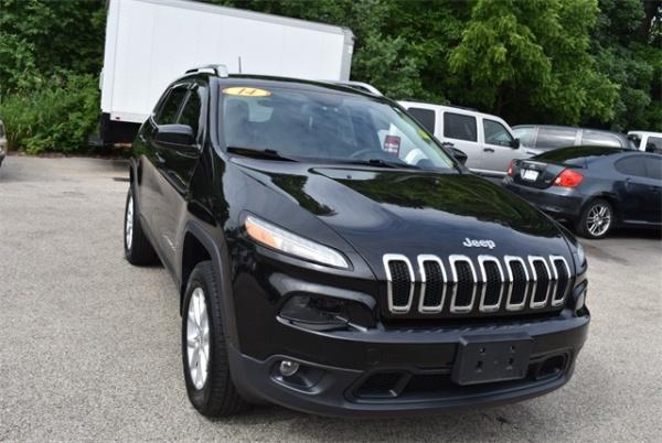 2014 Jeep Cherokee in Antioch, IL
