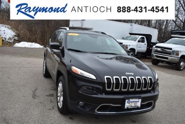 2015 Jeep Cherokee in Antioch, IL