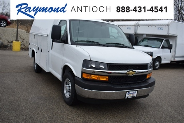 2019 Chevrolet Express Commercial Cutaway in Antioch, IL