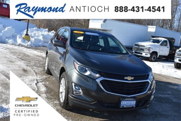 2018 Chevrolet Equinox in Antioch, IL