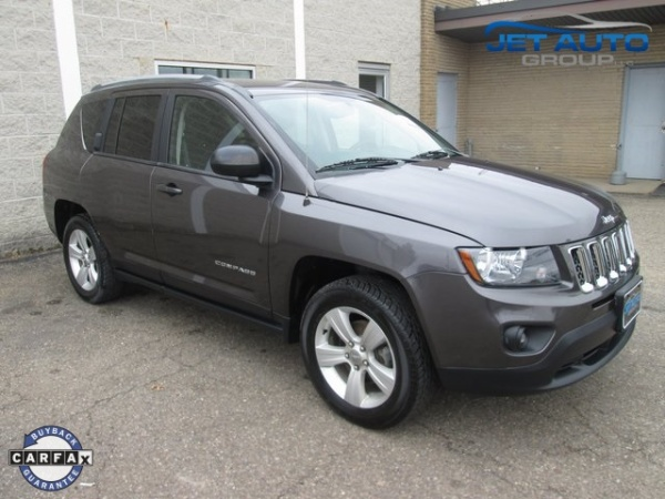 2016 Jeep Compass in Cambridge, OH