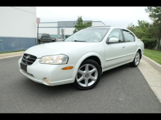 Used 2001 Nissan Maxima SE 20th Anniversary Auto For Sale In Chantilly, VA