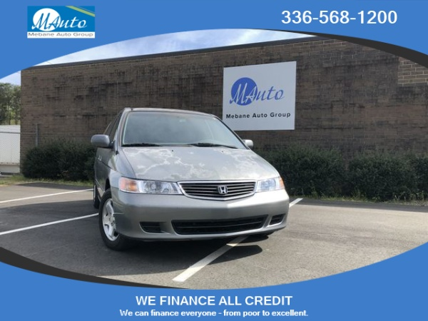 2001 Honda Odyssey EX