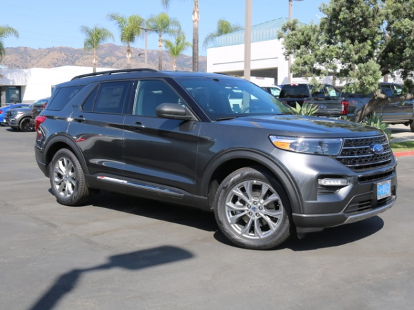 2020 Ford Explorer in Glendora, CA