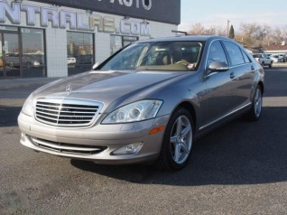 Used 2007 Mercedes Benz S Class S 550 Sedan RWD For Sale In Salt