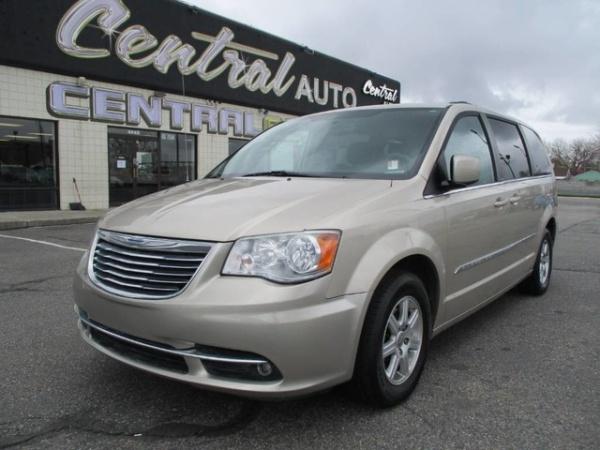 2012 Chrysler Town & Country in Salt Lake City, UT