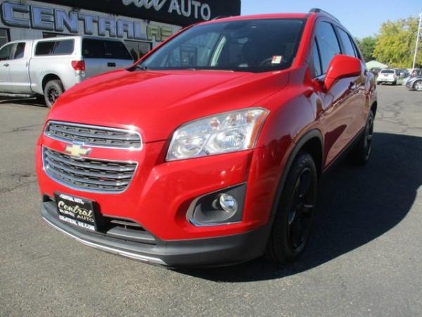 Used Chevrolet Trax For Sale In Salt Lake City Ut Us News