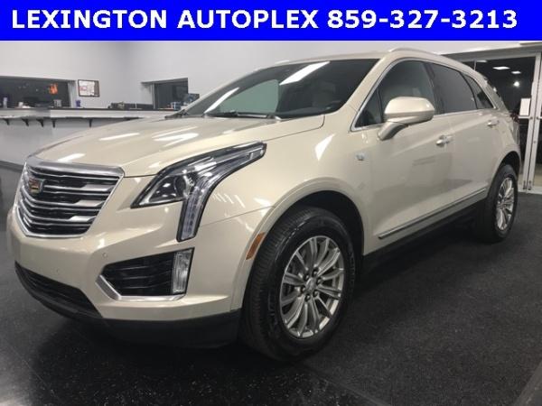 2017 Cadillac XT5 in Lexington, KY