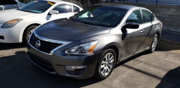 2014 Nissan Altima in Las Vegas, NV