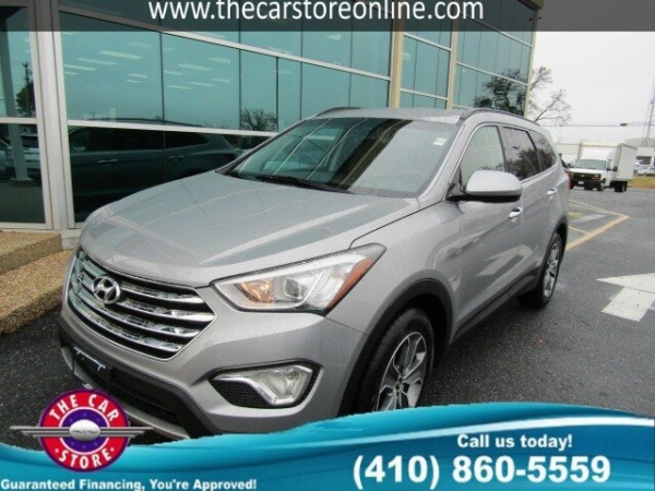 2016 Hyundai Santa Fe in Laurel, DE