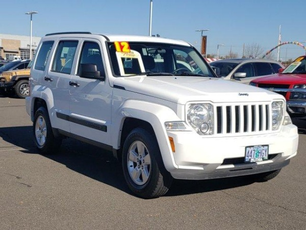2012 Jeep Liberty in Medford, OR