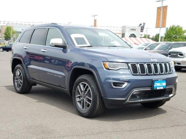 2019 Jeep Grand Cherokee in Medford, OR
