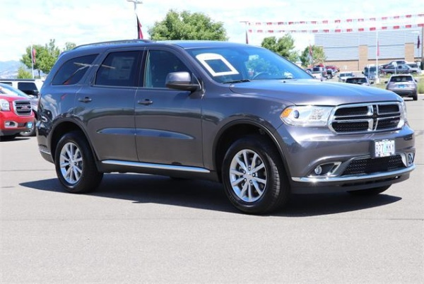 2017 Dodge Durango in Medford, OR