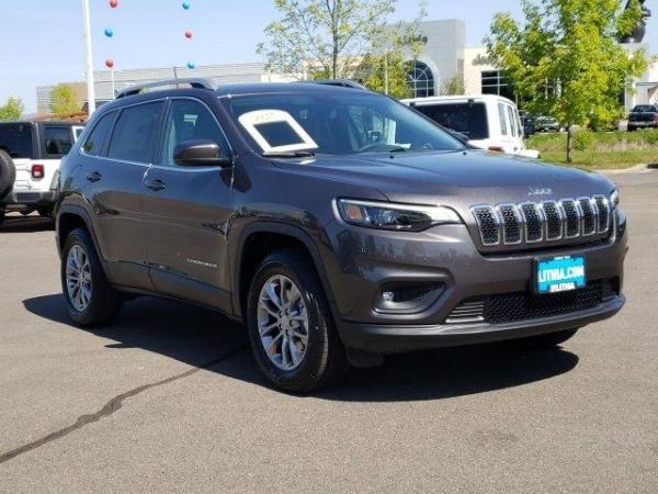 2019 Jeep Cherokee in Medford, OR